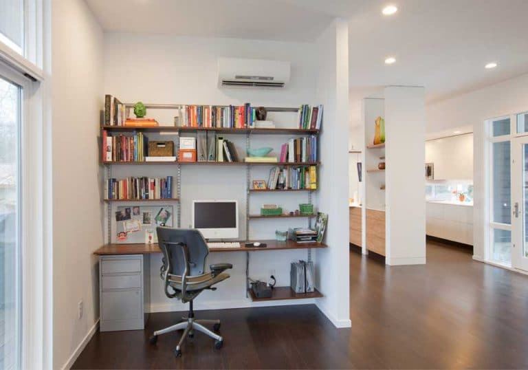 ductless home office
