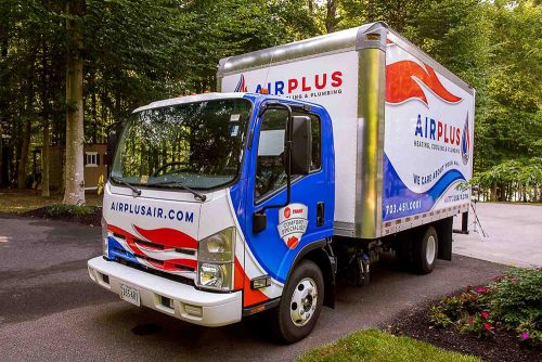AirPlus serve customers with highly trained service technicians using state-of-the-art tools, equipment & vehicles.