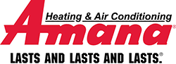 Amana Logo. 10 best air conditioning brands. Air Plus Heating & Air Conditioning.