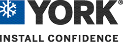 York Logo. 10 best air conditioning brands. Air Plus Heating & Air Conditioning.