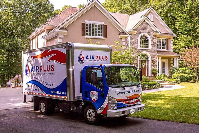 AirPlus Box truck Electrical service call