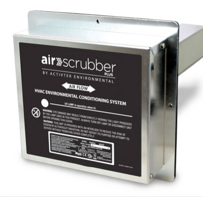 AirScrubber Plus Air Purifier by Activtek