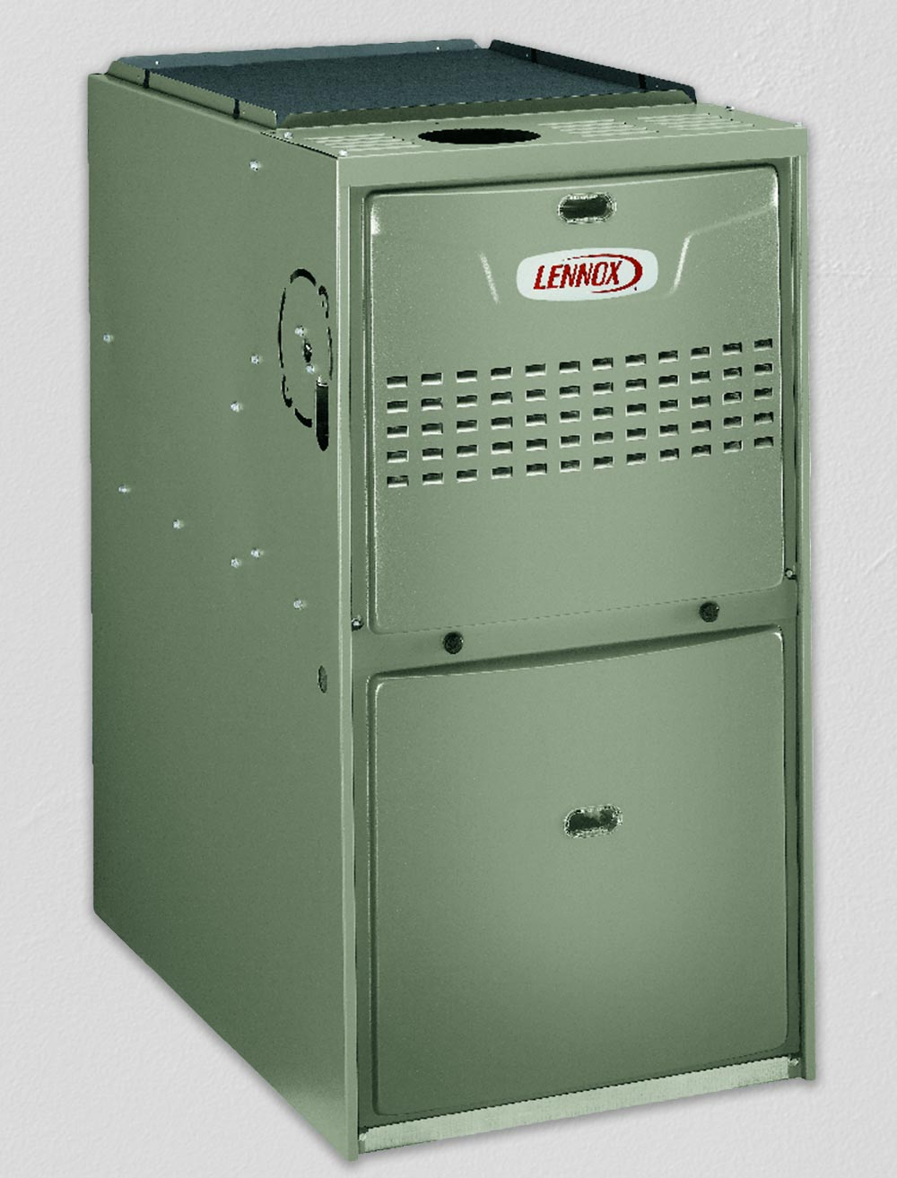 Lennox ML180UH 80% Efficient gas furnace by Airplus Home Services