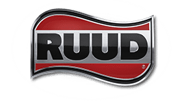 RUUD air conditioner logo