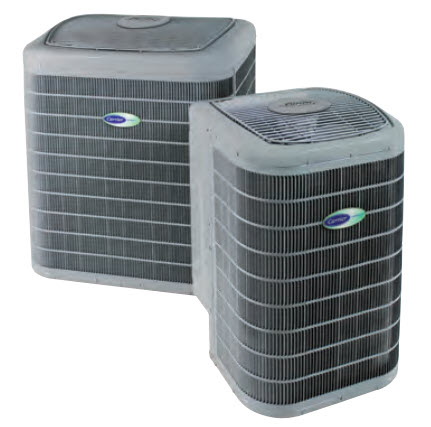 Carrier Infinity 24 heat pump